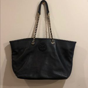 Authentic Tory Burch Purse ( Marion Tote)